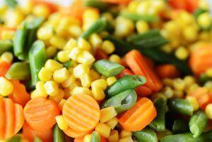 パラオガーデンパレスの朝食で食べられる野菜