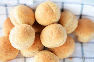 パラオガーデンパレスの朝食で食べられるパン