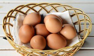 パラオガーデンパレスの朝食で食べられるゆで卵