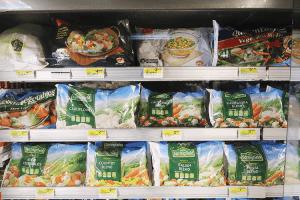 パラオWCTCの冷凍野菜