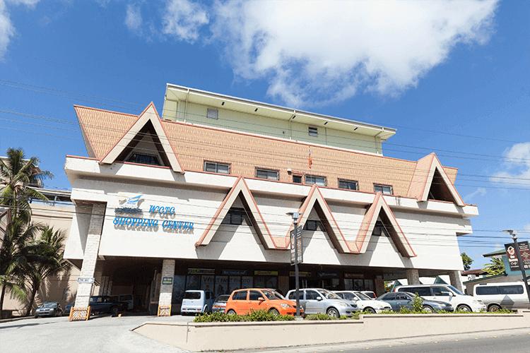 パラオで格安に食費を抑えるには?ダイビングや観光、旅行滞在に役立つショッピングセンター