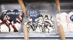 パラオアマレーナジェラートショップのChoco Mint